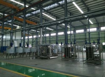 ChinaUHT Milk Processing LineCompany