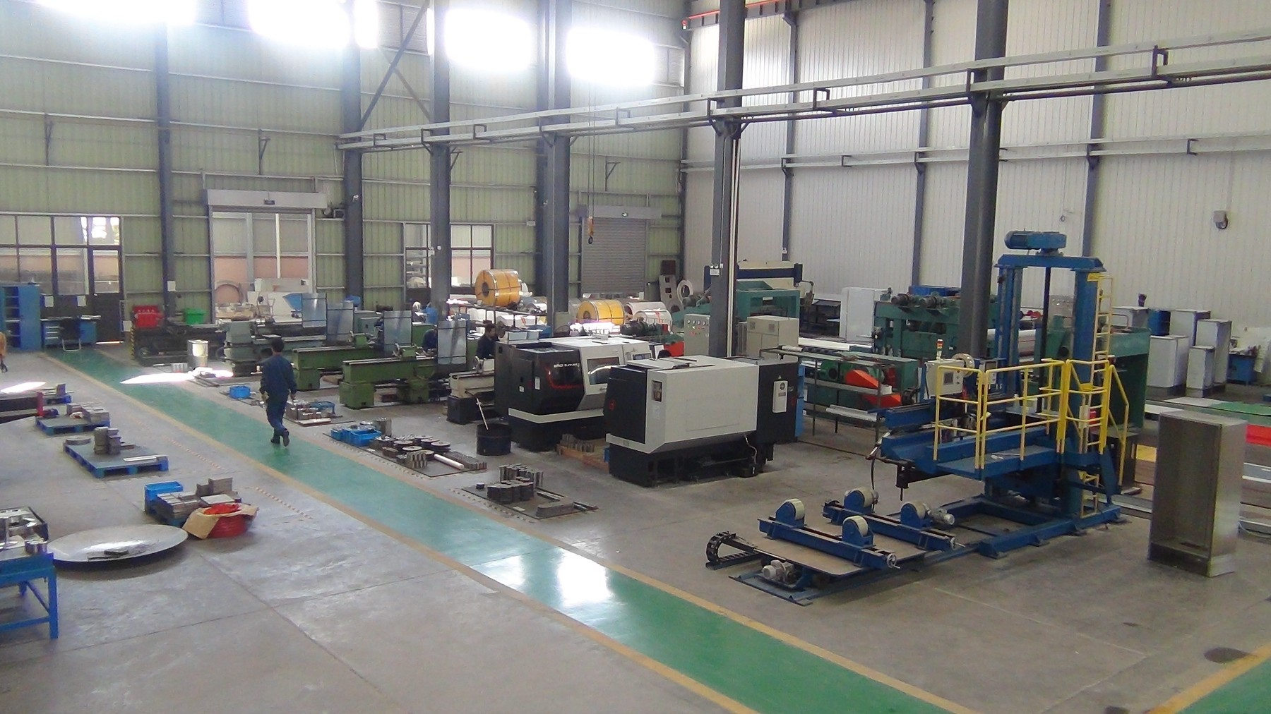 China Shanghai Beyond Machinery Co., Ltd