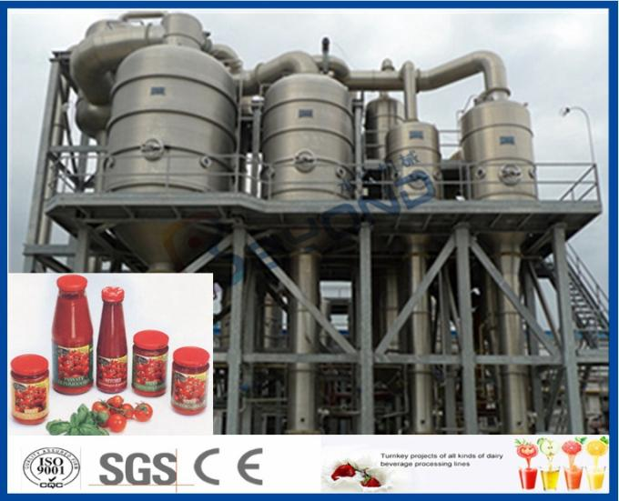 Tomato Sauce Making Machine Tomato Paste Production Line