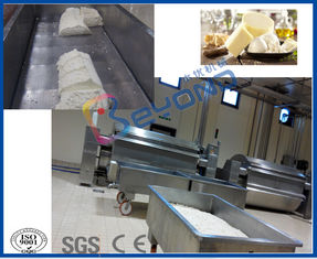 20000L/D Pasteurized Milk / Cheese Making Equipment For Turn Key Project