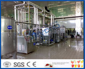 China 1000 - 8000LPH UHT Milk Processing Line 200 - 500ml Aseptic plastic Pouch Package factory