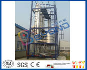 China Falling Film Evaporation Multi Stage Evaporator / Triple Effect Evaporator System factory