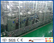 China Soft Beverage Industry Cool Drinks Making Machine 5000 - 6000BPH ISO9001 / CE / SGS factory