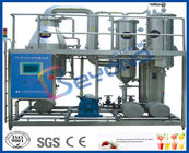 China SUS304 Multiple Effect Evaporator , Mechanical Vapor Compression Evaporator factory