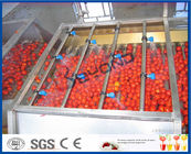 China Electric Tomato Juicer Tomato Paste Making Machine , Tomato Juice Machine company