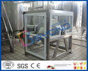China SUS304 Pasteurized Butter Making Equipment for Milk Production Line ISO9001 / CE / SGS factory