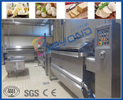 China 380V / 110V / 415V Industrial Cheese Making Equipment For Cheese Production Process factory