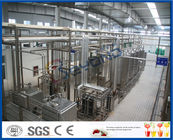 China Energy Saving 2000-10000LPH  continuous  Ice Cream Machine  ISO9001 / CE / SGS company