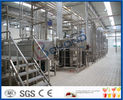 China Turn Key Projects 20000LPD Pasteurized Milk Production Line for 200 - 1000ml Bag Pouch factory