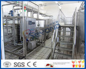 China Cream Separator Dairy Processing Plant For Yogurt \ Ghee \ Ice Cream Production Line company