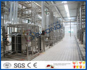 China Multifunctional Milk Production Machinery For Pasteurized UHT Milk / Cream / Butter company