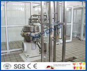 China PLC Touch Screen Control Milk Products Manufacturing Machines For Pure Milk / UHT Milk / Long Shelf Life Milk factory