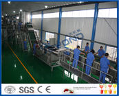 China 65 - 72 Brix Machine Fruit Juice Apple Processing Line With Self CIP System factory