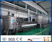 China Full Automatic PLC Control Apple Juice Making Plant For Fruit Juice Factory factory