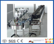 Small Scale Milk Processing Equipment For Tunnel Continuous Pasteurization Process