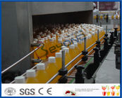 Beverage / Milk Pasteurization Equipment Tunnel Spraying Cooler Packed Type