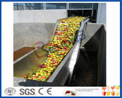 China Fruit Juice Processing Machines , Apple Processing Machine For Juice Making factory