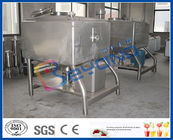 China High Speed Emulsification Stainless Steel Tanks with Aseptic Stainless Steel factory