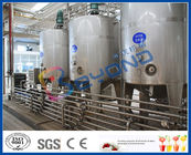 China ISO CE SGS Uht Milk Processing Plant With 250ml Aseptic Pouch Filling Machine factory