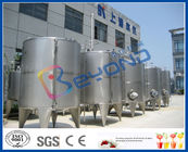 China Stainless Steel Double Layer Tank For Storage / Insulation 0 ~ 100℃ Temperature Range factory