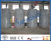 China ISO 5T - 30T Large Outdoor Milk Storage Stainless Steel Milk Tank With SUS304 SUS316L factory