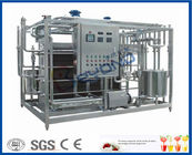 China Milk Pasteurization Dairy Processing Equipment For Milk Processing Plant ISO9001 / CE / SGS company