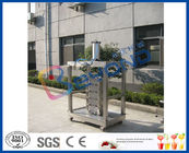 China ISO 200 - 50000LPD Plastic Bottle Package Cheese Making Machine With SUS304 SUS316L factory