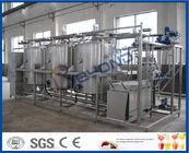 China 5TPH 10TPH Small Conjunct Type CIP Cleaning System for Manually / Semi - auto factory
