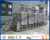 China SUS316 SUS304 Cleaning In Place Cip System For Full Auto Cleaning Program company