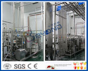 China Automated Manufacturing Systems Beverage Processing Equipment With Beverage Filling Line factory