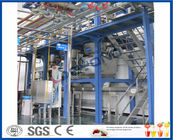 China Fruit Juice Flavor Carbonated Soft Drink Plant With Pet Bottle Soda Filling Machine factory