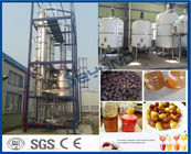 China Fruit Processing Industry Fruit Juice Processing Line For Date Juice / Orange Juice factory
