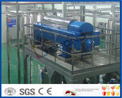 China 5 - 50 T/H Juice Making Machine Apple Processing Line For Apple / Pear Juice factory