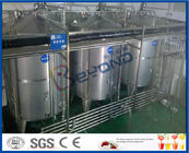 China 8000 - 10000BPH Functional Beverage Soft Drink Production Line With Bag Type Duplex Filter company