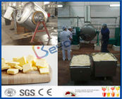 China Integrated Cow Milk / Buffalo Milk Butter Maker Machine For Butter Manufacturing Process company