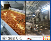 China Fruit Processing Plant Juice Making Machine Orange Juice Extractor With Washing / Pulping System company