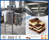 China 75L 150L High Efficiency Chocolate Melting Tank with Stainless Steel SUS304 company