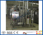 China CE High Heat Treatment Pasteurizing Milk Machine For Milk Pasteurization Process factory