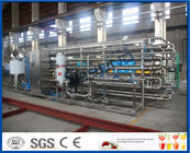 China Tubular Pasteurizer Milk Pasteurization Equipment For Htst Pasteurization Process factory