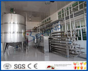 China Aseptic Procedure Milk Pasteurization Equipment For Milk Processing Plant company