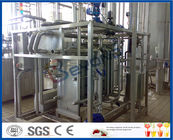 Uht Milk Products Milk Pasteurizer Machine / Htst Pasteurizer Milk Pasteurization Plant
