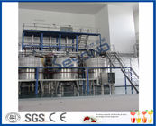 China Beverage Manufacturing Process Juice Processing Equipment Full Automatic 4000LPH factory