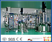 China Multi Stage SUS316 Stainless Steel Tanks With Jacket Temperature Control factory