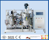 China 10L-200L Stainless Steel Tanks Automatic Sterilization With ISO Certificate company