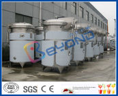 China SUS304 / SUS316L Stainless Steel Extraction Tank With Dimple Pad Jacket company