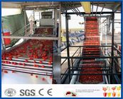 200KW Power Tomato Ketchup Machine Tomato Processing Machine 304 Stainless Steel Material