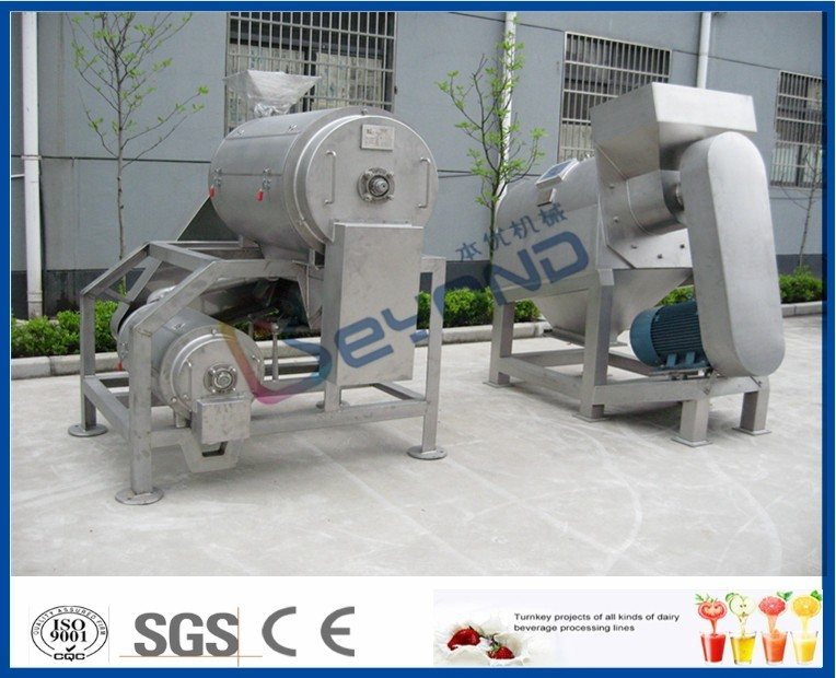 Fruit Stone Washer Fruit Processing Equipment For Fruit Juice Processing Plant