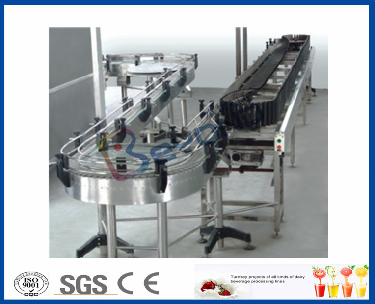 Small Scale Milk Processing Equipment For Tunnel