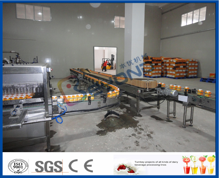 3000-18000BPH ISO certificate  spraying tunnel sterilization and cooling for juice/tea drink sterilizer /bottler tilter