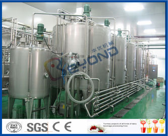 Soft Drink Beverage Industry Carbonated Water Plants , Full Automatic Energy Drink Production Line